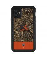 San Jose Sharks Realtree Max-5 Camo iPhone 11 Waterproof Case