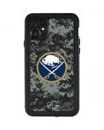 Buffalo Sabres Camo iPhone 11 Waterproof Case