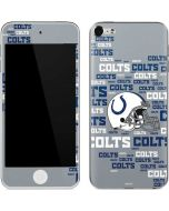 Indianapolis Colts - Blast Apple iPod Skin