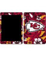 Kansas City Chiefs Tropical Print Apple iPad Air Skin