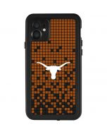 Texas Longhorns Orange Checkered iPhone 11 Waterproof Case