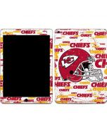 Kansas City Chiefs - Blast Apple iPad Air Skin