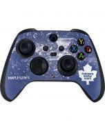 Toronto Maple Leafs Frozen Xbox Series X Controller Skin