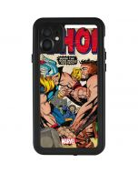 Thor vs Hercules iPhone 11 Waterproof Case