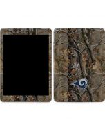 Los Angeles Rams Realtree AP Camo Apple iPad Air Skin
