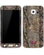 Tampa Bay Buccaneers Realtree AP Camo Galaxy S6 Edge Skin