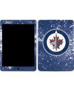 Winnipeg Jets Frozen Apple iPad Air Skin