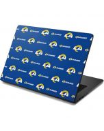 Los Angeles Rams Blitz Series Dell Chromebook Skin