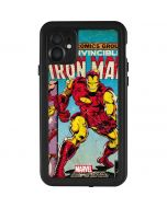 Marvel Comics Ironman iPhone 11 Waterproof Case