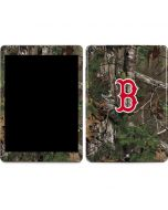 Boston Red Sox Realtree Xtra Green Camo Apple iPad Air Skin