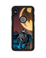 Batman in the Sky Otterbox Commuter iPhone Skin