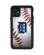 Detroit Tigers Game Ball iPhone 11 Waterproof Case