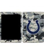 Indianapolis Colts Camo Apple iPad Air Skin