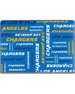 Los Angeles Chargers - Blast Galaxy Book Keyboard Folio 12in Skin