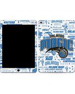 Orlando Magic Historic Blast Apple iPad Air Skin