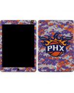 Phoenix Suns Digi Camo Apple iPad Air Skin