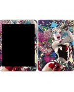 Colorful Harley Quinn Apple iPad Air Skin