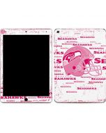 Seattle Seahawks - Blast Pink Apple iPad Air Skin