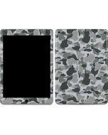 Grey Street Camo Apple iPad Air Skin