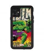 Hulk Battles The Inhumans iPhone 11 Waterproof Case