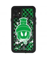 Marvin the Green Martian iPhone 11 Waterproof Case