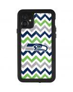 Seattle Seahawks Chevron iPhone 11 Waterproof Case