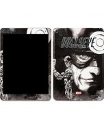 Bullseye Grunge Apple iPad Air Skin