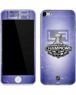 2012 NHL Stanley Cup Champions LA Kings Apple iPod Skin