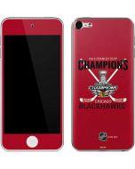 2015 Stanley Cup Champions Chicago Blackhawks Apple iPod Skin