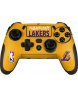 2020 Champions Lakers PlayStation Scuf Vantage 2 Controller Skin