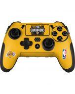 2020 NBA Champions Lakers PlayStation Scuf Vantage 2 Controller Skin