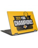 2020 NBA Champions Lakers Dell XPS Skin