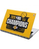 2020 NBA Champions Lakers Yoga 910 2-in-1 14in Touch-Screen Skin