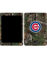 Chicago Cubs Realtree Xtra Green Camo Apple iPad Air Skin