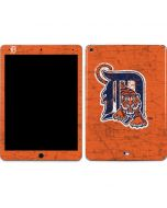 Detroit Tigers- Alternate Solid Distressed Apple iPad Air Skin