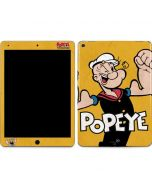 Popeye Flexing Apple iPad Air Skin