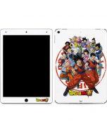 Dragon Ball Super Group Apple iPad Air Skin