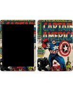 Captain America Big Premier Issue Apple iPad Air Skin