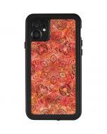 Orange Zen iPhone 11 Waterproof Case