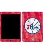 Philadelphia 76ers Hardwood Classics Apple iPad Air Skin