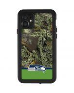 Realtree Camo Seattle Seahawks iPhone 11 Waterproof Case