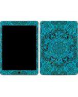 Blue Zen Apple iPad Air Skin