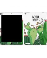 We Stick Together Apple iPad Air Skin