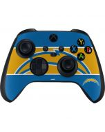 Los Angeles Chargers Zone Block Xbox Series X Controller Skin