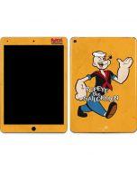 Popeye Pipe Apple iPad Air Skin