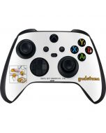 Gudetama Square Grid Xbox Series X Controller Skin