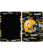 Pittsburgh Steelers - Blast Dark Apple iPad Air Skin