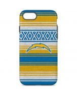 Los Angeles Chargers Trailblazer iPhone 8 Pro Case