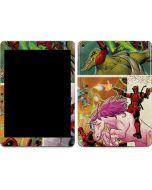 Deadpool Unicorn Apple iPad Air Skin