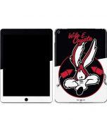 Retro Wile E Coyote Apple iPad Air Skin